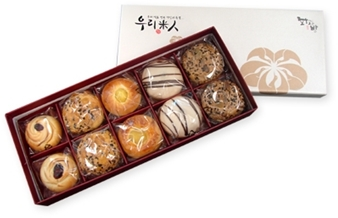 RICE MANJU SET (10pcs) 제품사진