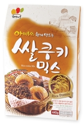 RICE COOKIE MIX 제품사진
