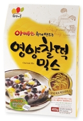 NUTRITIOUS SWEET RICE CAKE MIX 제품사진