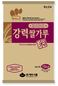 RICE POWDER FOR BREAD_15kg (IMPORTED RICE) 제품사진