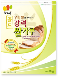 GOLD RICE POWDER FOR BREAD_1kg 제품사진
