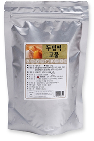 DUTUPDDUK POWDER_250g 제품사진