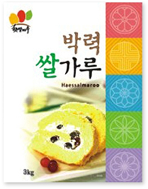 RICE POWDER FOR CAKE_3kg 제품사진