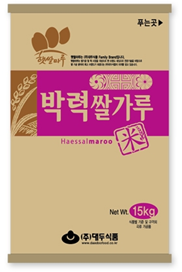 RICE POWDER FOR CAKE_15kg (IMPORTED RICE) 제품사진