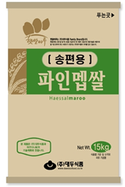 RICE FLOUR FOR SONGPYUN_15kg (IMPORTED RICE) 제품사진
