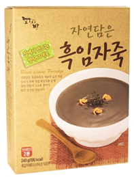 BLACK SESAME PORRIDGE 제품사진