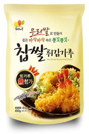GLUTINOUS RICE POWDER FOR FRIED DISH_450g 제품사진
