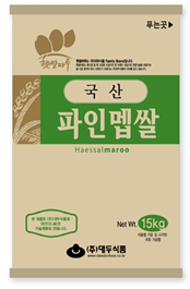 RICE POWDER FOR RICE CAKE_15kg 제품사진