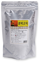 DRIED PUMPKIN DICE_100g 제품사진